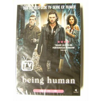 Being Human Sesong 2 (DVD)