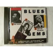 Blues Gems 4 (CD)