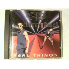 2 Unlimited - Real Things (CD)