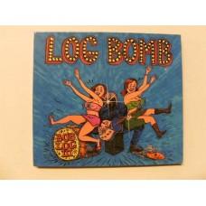 Bob Log III - Log Bomb (CD)