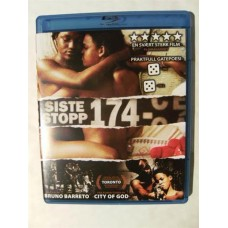 Siste Stopp 174 (Blu-ray)