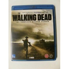 Walking Dead Sesong 2 (Blu-ray)
