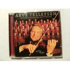 Arve Tellefsen/Nidarosdomens Guttekor - Stille Natt (CD)