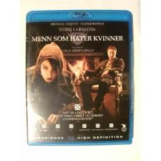 Menn Som Hater Kvinner (Blu-ray)