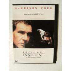 Antatt Uskyldig (DVD)