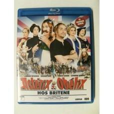 Asterix og Obelix Hos Britene (Blu-ray)
