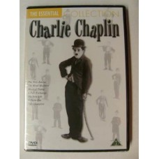 Charlie Chaplin: The Essential Collection 4 (DVD)