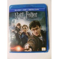 Harry Potter og Dødstalismanene Del 2 (Blu-ray)