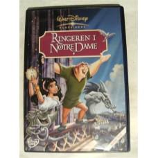 Disney Klassikere 34: Ringeren I Notre Dame (DVD)