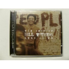 Bill Withers - Lean On me/The Best of (CD)
