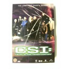 CSI Sesong 4 (DVD)