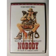 Mitt Navn Er Fortsatt Nobody (DVD)