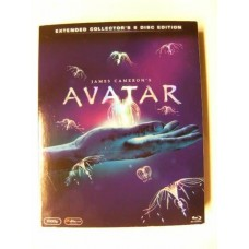 Avatar Extended Collector's Edition (Blu-ray)