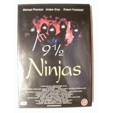9 1/2 Ninjas (DVD)