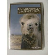 Historien Om Den Gråtende Kamel (DVD)