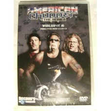 American Chopper The Series: Volume 6 (DVD)