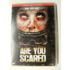 Are You Scared (DVD)