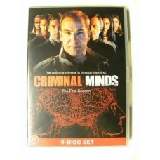 Criminal Minds Sesong 1 (DVD)
