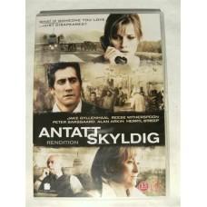 Antatt Skyldig (DVD)