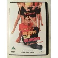 40 Dager 40 Netter (DVD)