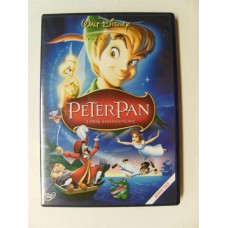 Disney Klassikere 14: Peter Pan (DVD)