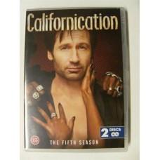 Californication Sesong 5 (DVD)