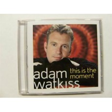 Adam Watkiss - This Is The Moment (CD)