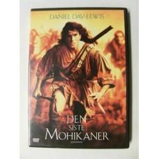 Den Siste Mohikaner (DVD)