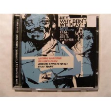 Ben Besiakov/George Garzone - Hey Why Don't We Play (CD)
