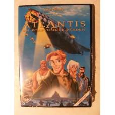 Disney Klassikere 40: Atlantis (DVD)