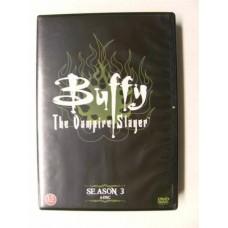 Buffy The Vampire Slayer Sesong 3 (DVD)