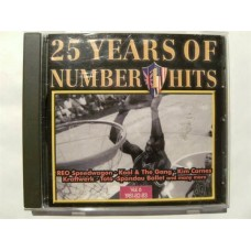 25 Years of Number 1 Hits: 1981-83 (CD)