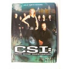 CSI Sesong 5 (DVD)
