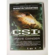 CSI: Grave Danger (DVD)