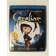 Coraline Og Den Hemmelige Dør (Blu-ray)