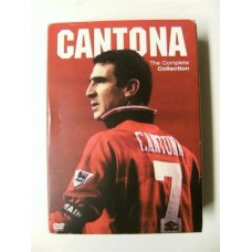 Cantona: The Complete Collection 3-DVD Box (DVD)