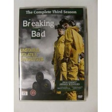 Breaking Bad Sesong 3 (DVD)