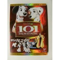 Disney Klassikere 17: 101 Dalmatinere (DVD)