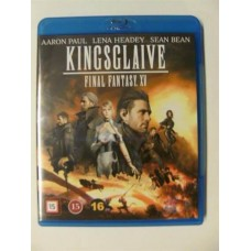 Final Fantasy XV: Kingsclaive (Blu-ray)