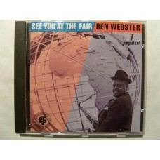 Ben Webster - See You At The Fair (CD)