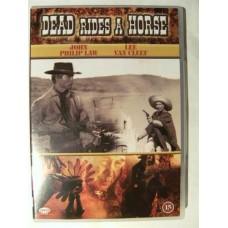 Death Rides A Horse (DVD)