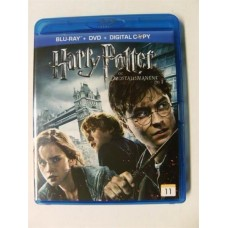 Harry Potter og Dødstalismanene Del 1 (Blu-ray)