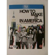 How To Make It In America Sesong 2 (Blu-ray)