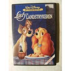 Disney Klassikere 15: Lady Og Landstrykeren (DVD)