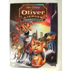 Disney Klassikere 27: Oliver og Gjengen (DVD)