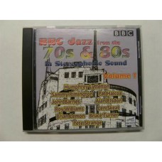 BBC Jazz From The 70s & 80s Volume 1 (CD)