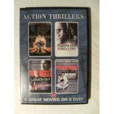 Action Thrillers (DVD)