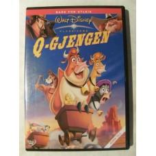 Disney Klassikere 44: Q-Gjengen (DVD)