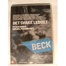 Beck 22: Det Svake Leddet (DVD)
