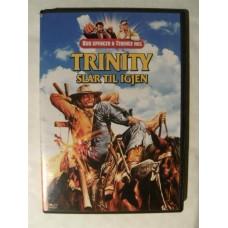 Trinity: Slår Til Igjen (DVD)